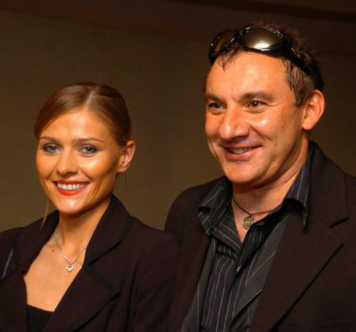 С Марией Голубкиной