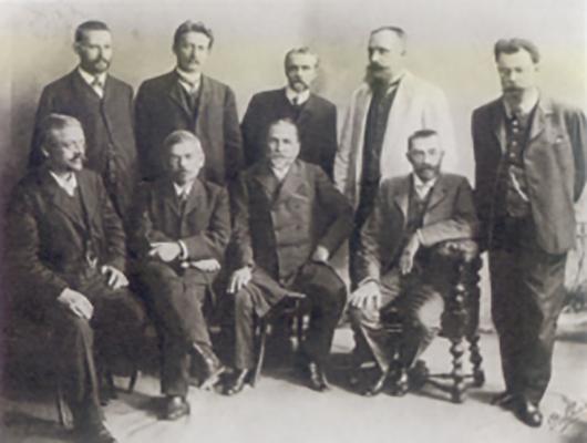 В. Вернадский в состав Государственного Совета