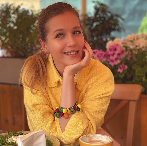 Актриса Карина Андоленко