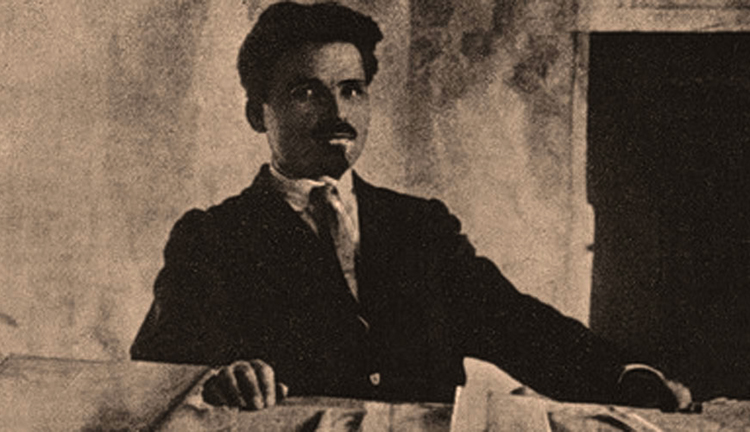 Сергей Киров в начале революционной деятельности