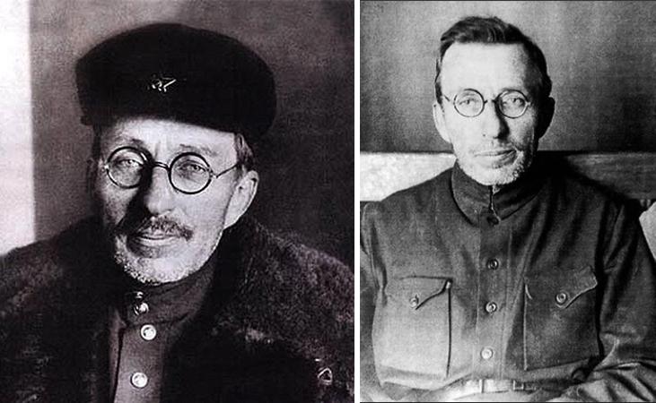 Педагог Антон Макаренко