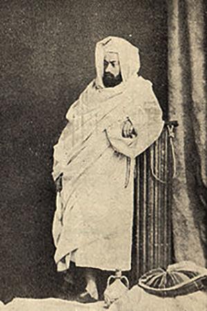 Миклухо-Маклай в 1869 г.
