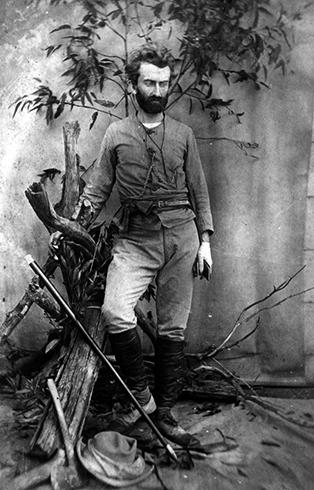 Миклухо-Маклай в 1880 г.