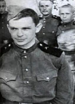 Альберт Лиханов в молодости