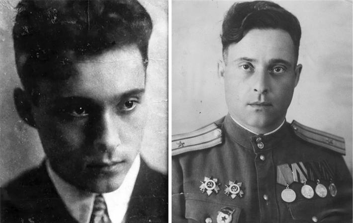 Анатолий Рыбаков в молодостиАнатолий Рыбаков в молодости