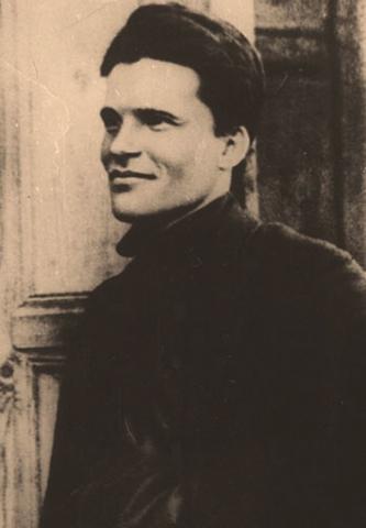 Сергей Киров в молодости