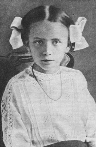 Марина в 1922 г.
