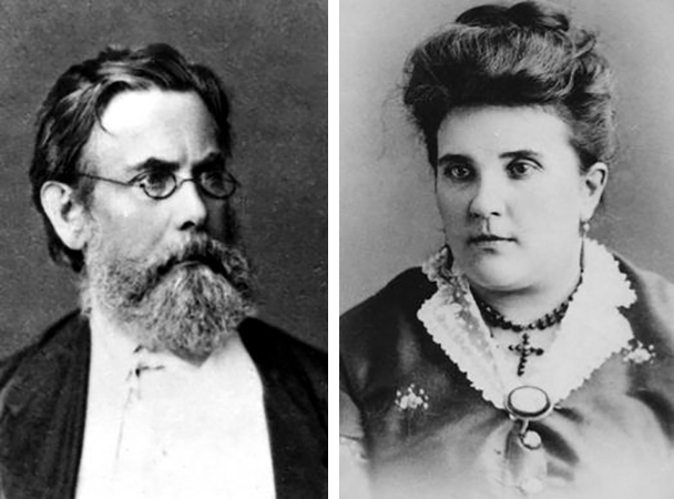 Родители — Иван Васильевич и Анна Петровна