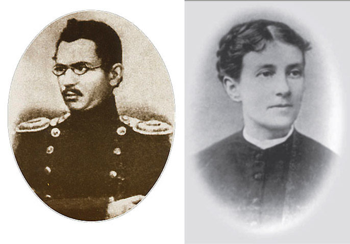 Родители — Николай Ильич и Екатерина Семёновна