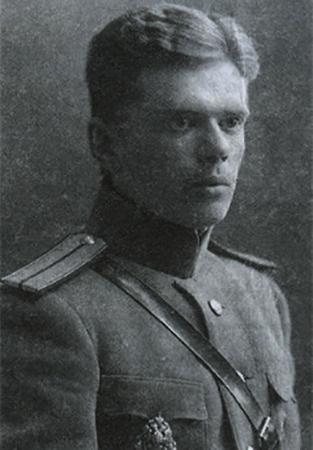Анатолий Пепеляев в молодости