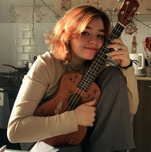 Певица Алена Швец