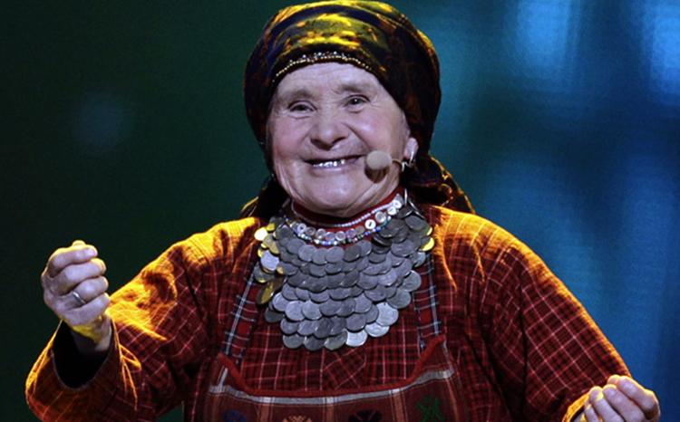Певица Наталья Пугачева