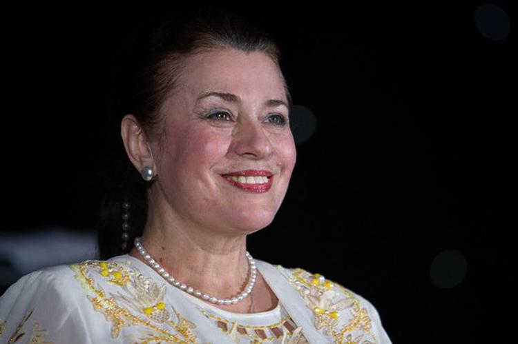 Певица Валентина Толкунова