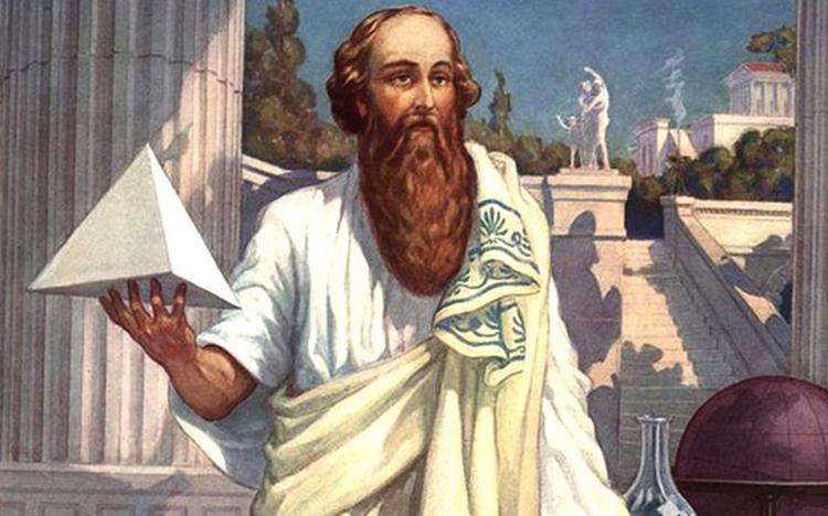 Великий философ Пифагор
