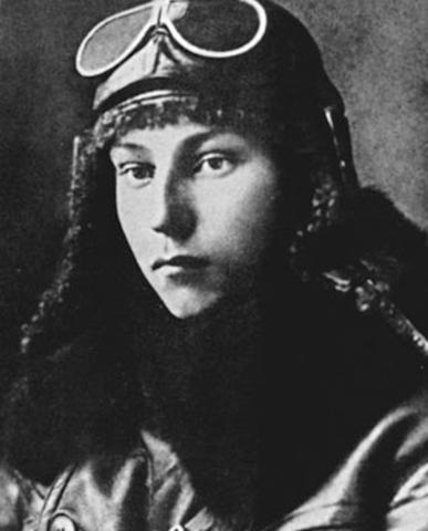 Александр Покрышкин в 1940 г.