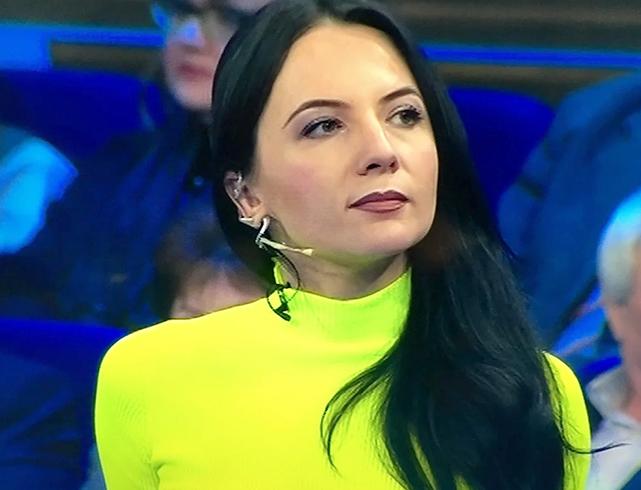 Политолог Кира Сазонова