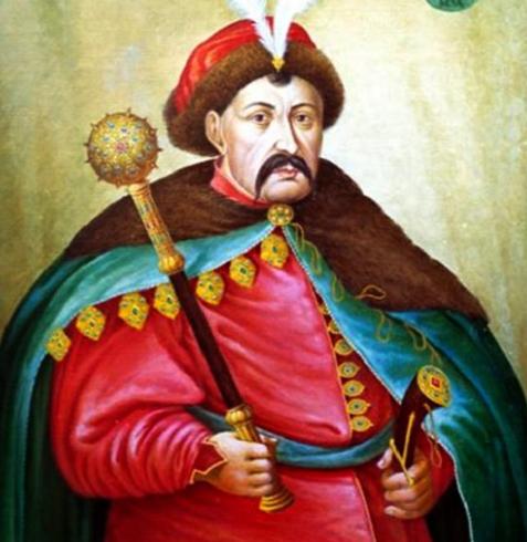 Полководец Богдан Хмельницкий