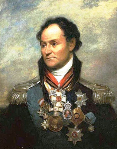 Портрет 1814 г.