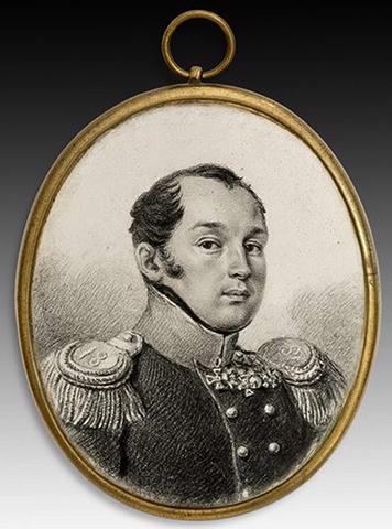 Портрет 1824 г.
