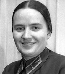 Раскова (Малинина) Марина Михайловна