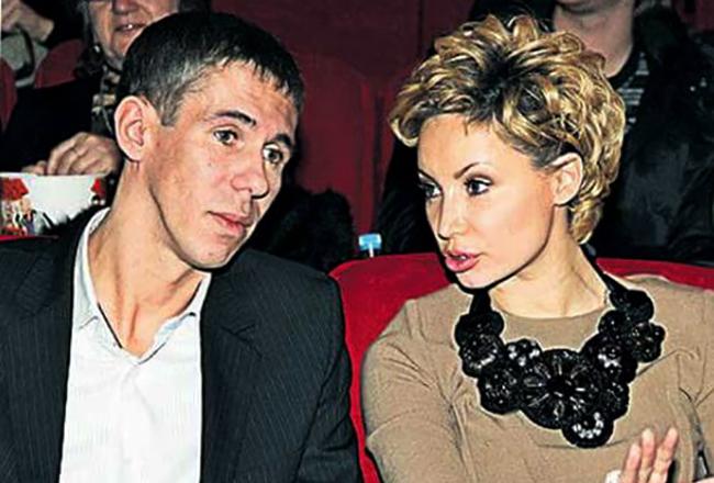 С Татьяной Савиной