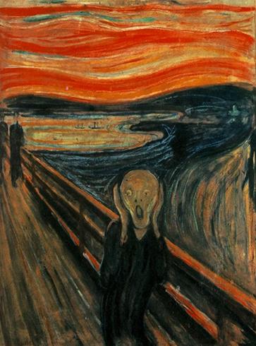Картина «Крик»