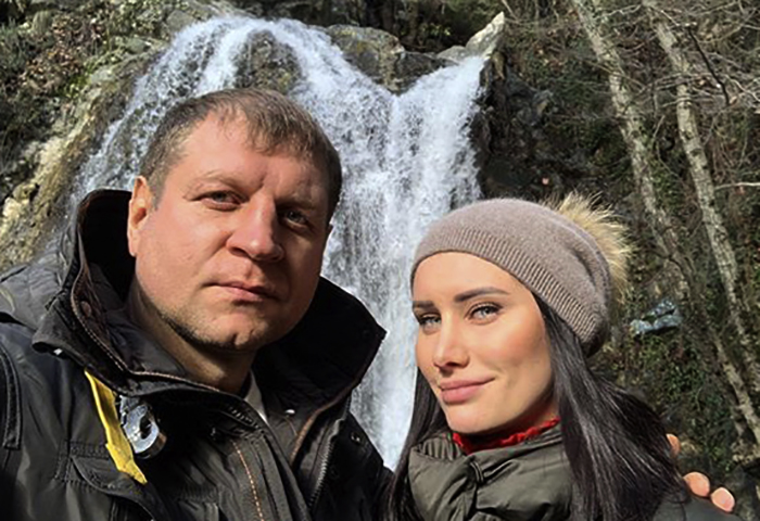 С Полиной Селедцовой