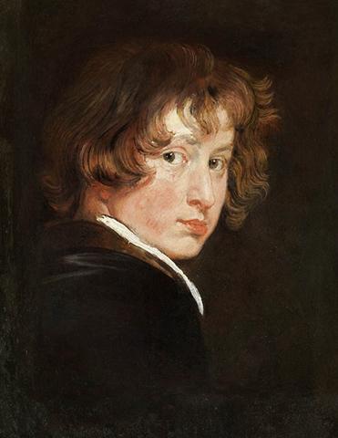 Автопортрет (1613-1614)