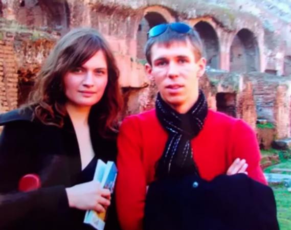 С Юлией Юдинцевой