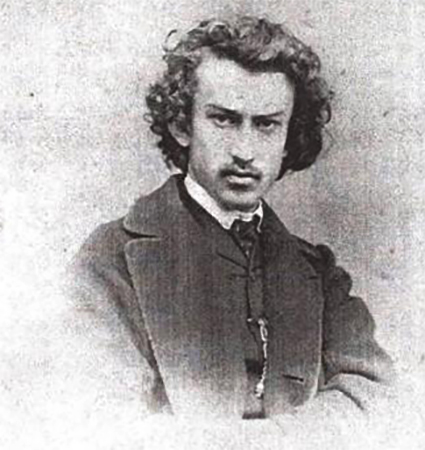 Николай в юности