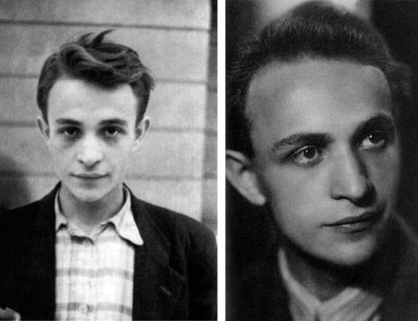 В юные и молодые годы