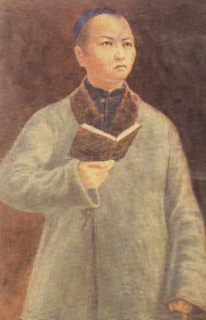 Абай Кунанбаев в юности