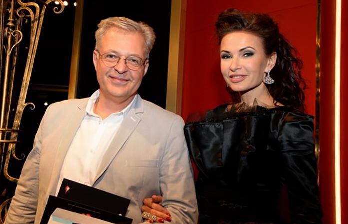Эвелина Бледанс и Юрий Стыцковский