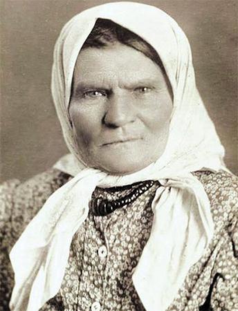 Мать – Вера Ефимовна
