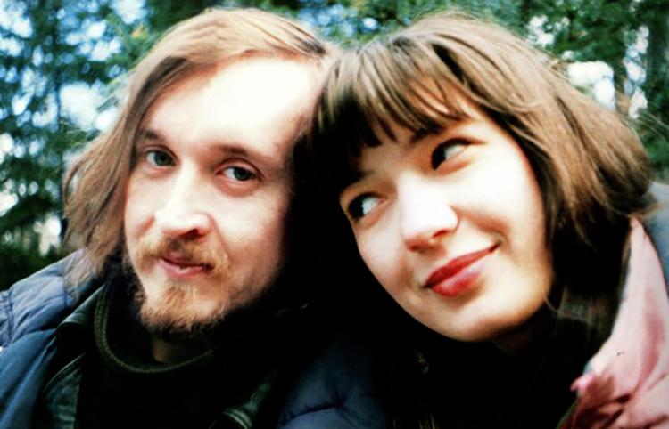 С Анной Волковой