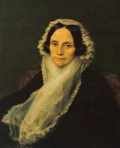 Мария Волконская в зрелости