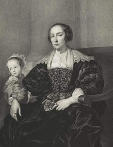 Мэри Рутвен и Юстиниана