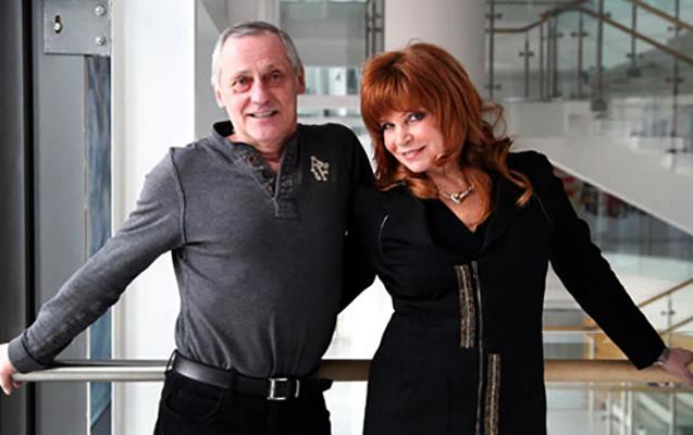 Игорь Бобрин и Наталья Бестемьянова