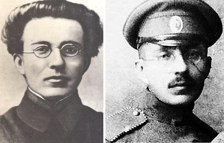 Антон Макаренко в молодости