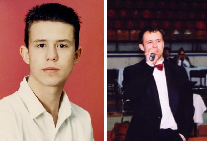 Кирилл Плетнев в юности и молодости
