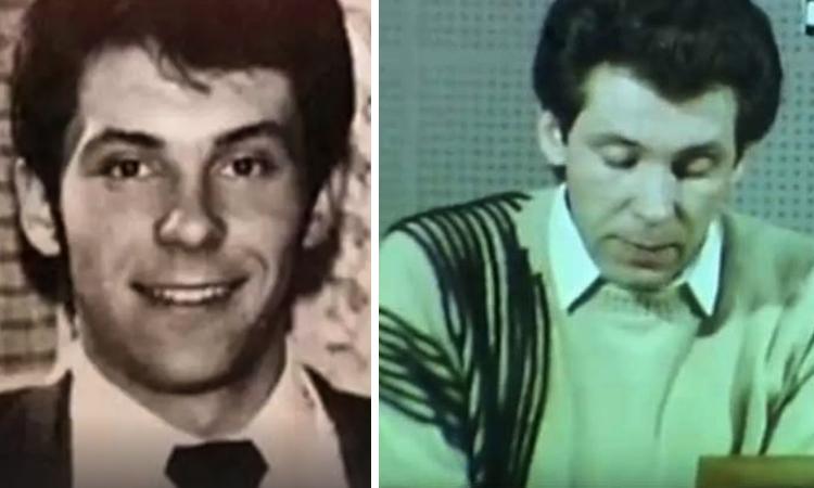 Владимир Березин в молодости