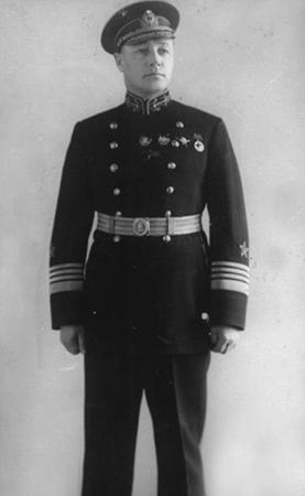Адмирал Николай Кузнецов
