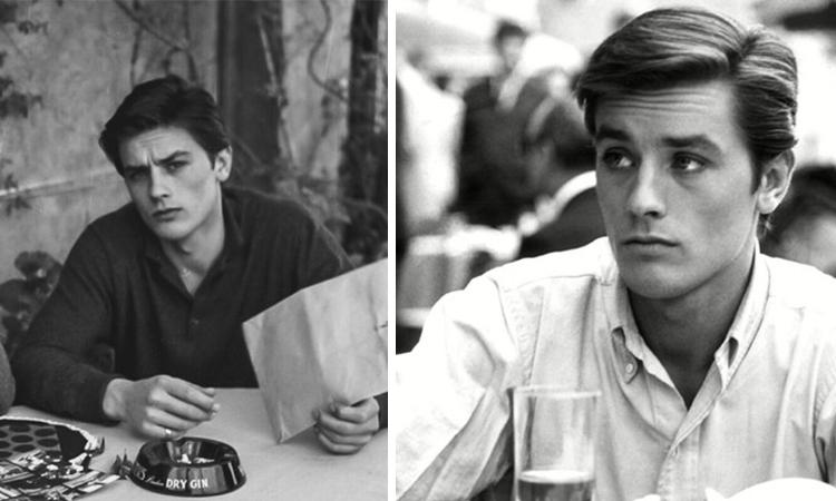Ален Делон — краткая биография актера | Краткие биографии