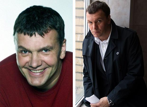 Актер Александр Наумов