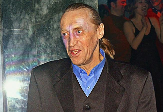 Актер Виктор Авилов