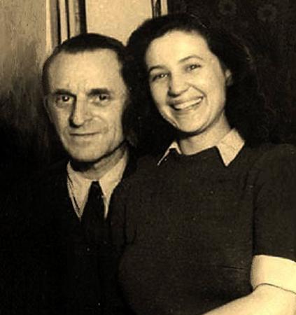 Петр Лещенко и Вера Белоусова
