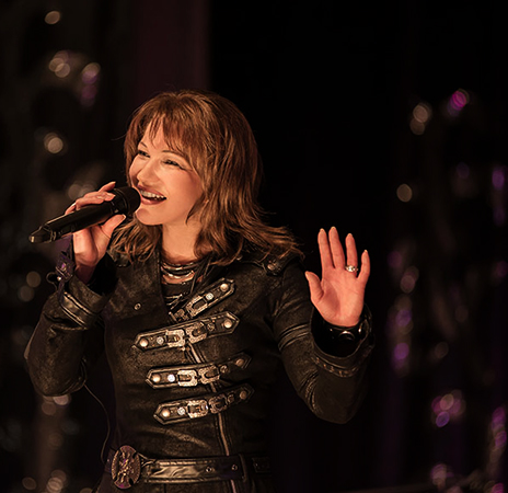 Екатерина Болдышева на сцене