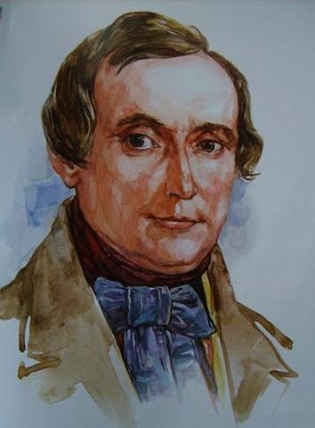 Портрет Яна Барщевского