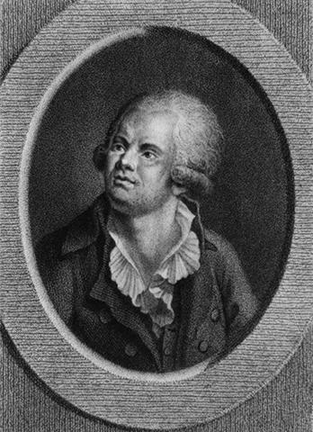 Жорж Жак Дантон в 1789 г.
