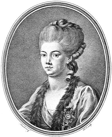 Портрет Екатерины Дашковой (1777)